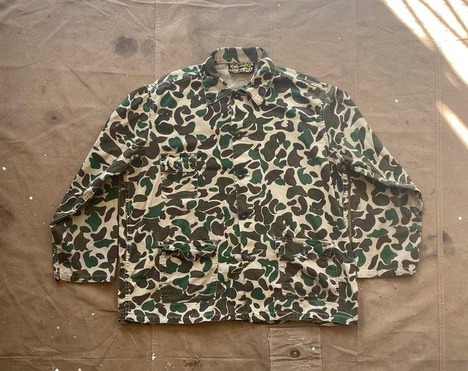70s Duck Camo Jacket