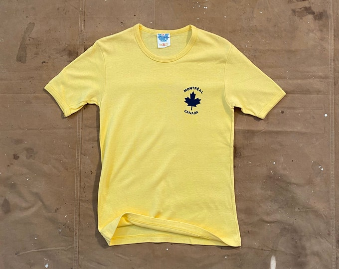 80s Montreal Canada T-shirt