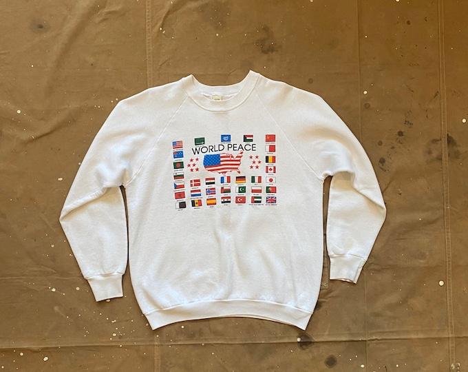 80s Peace Sweatshirt