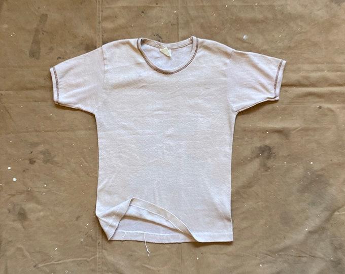 1960s / 70s knit T-Shirt