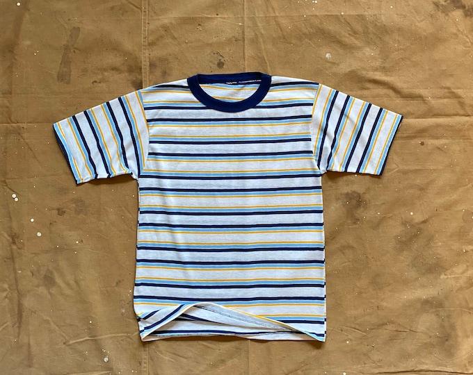 1960s Stripe T-shirt Surfer