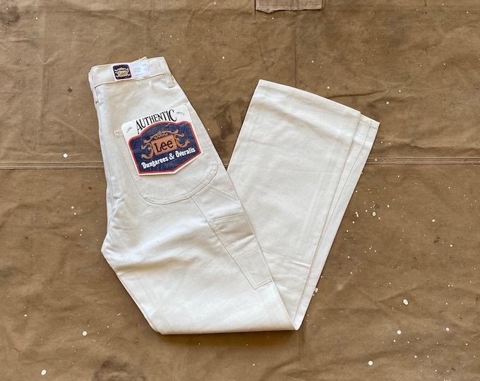 70s Lee Painters Pants 24 waist Dungarees Deadstock*