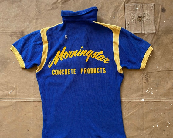 50s Bowling Shirt Morningstar Hilton