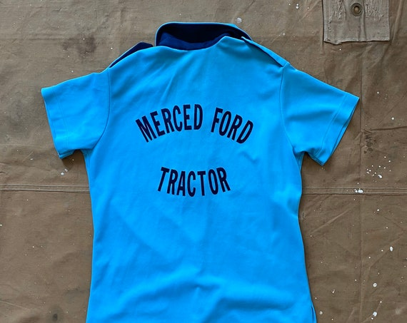 Ford Tractor Bowling shirt Merced