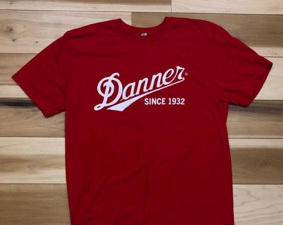 Danner Boots T shirt