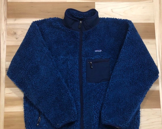 Deep Pile 90s Patagonia Retro X Jacket Made in USA Deadstock*