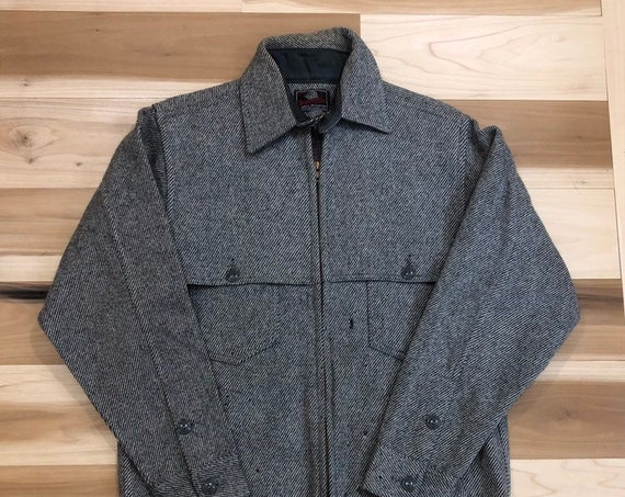 50s Johnsons Wool Jac Shirt Jacket