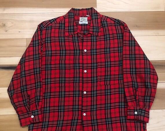 1960s LL Bean Button Down Shirt