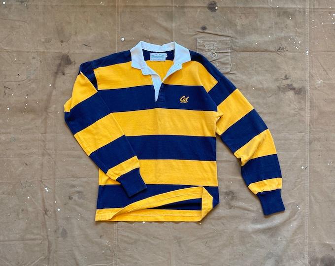 Berkeley 1980s Rugby University of California
