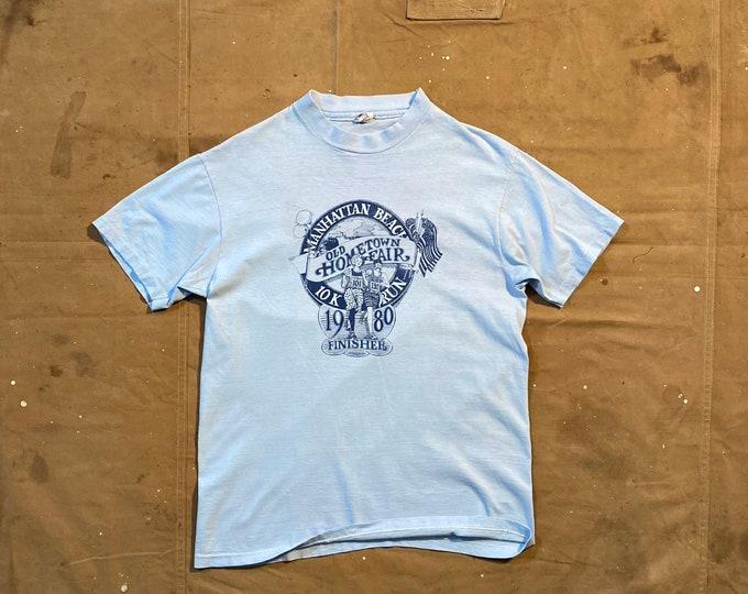 1980 Manhattan Beach Fair t shirt