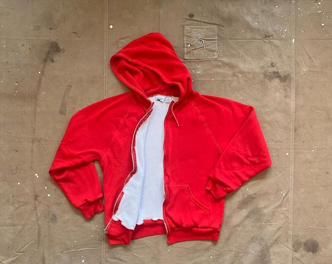 Lined Hoodie Thermal Sweatshirt