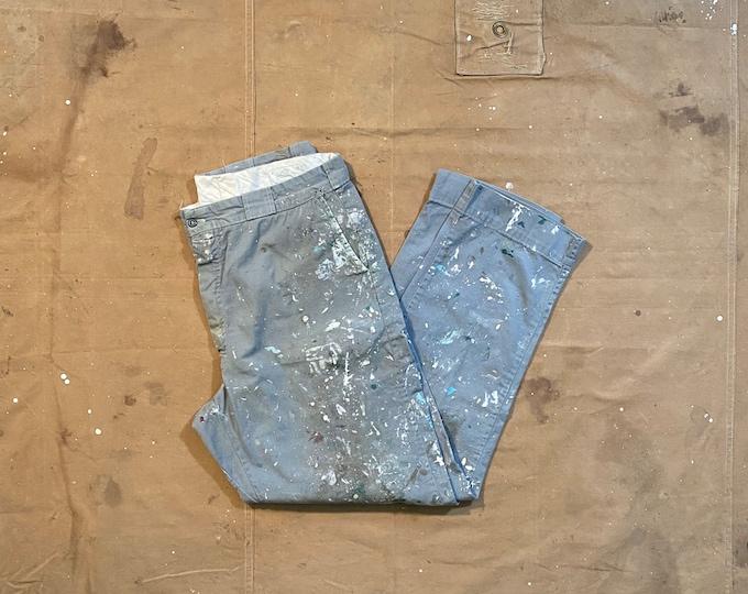 Painter Pants sanforized