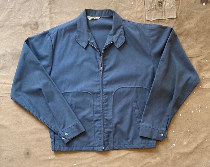 1950s Gray Work Jacket