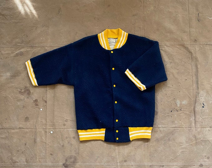 60s Champion Cardigan Track Jacket
