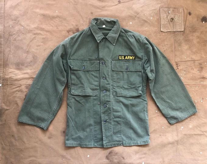 WWII HBT Field Jacket US Army