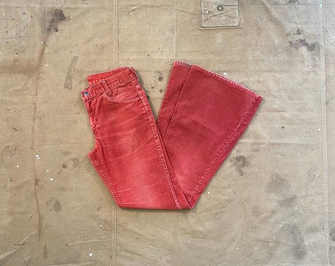 Bellbottom '70s Levi's Corduroy Pants 29 Waist