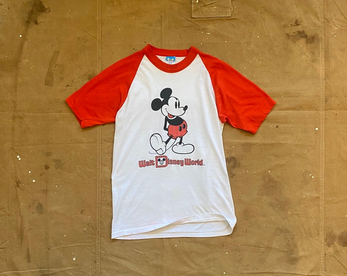 80s Mickey Mouse T-shirt
