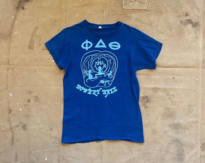 Eat Me '80s Penn State T-Shirt  Phi Delta Theta Bowery Ball