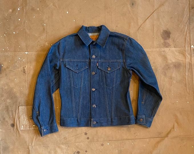 70s Levis Type 3 Trucker Jacket NOS*