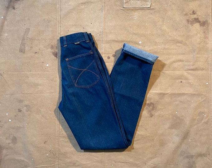 26 waist '60s Wrangler Jeans High Waist