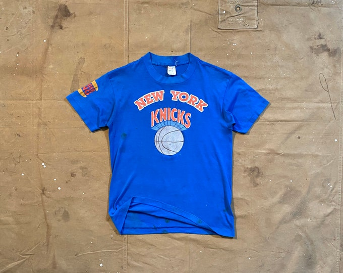 1980s New York Knick's tshirt