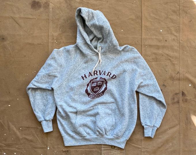 80s Champion Harvard Hoodie