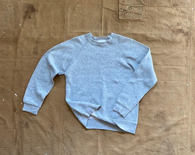 70s Tri blend Sweatshirt Sportswear Raglan