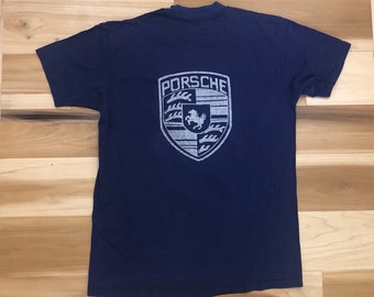 82f955447 Porsche t shirt   Etsy