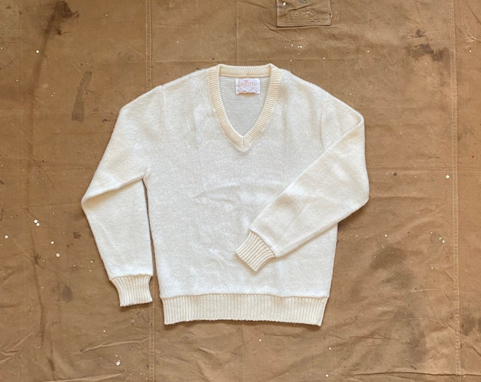 70s Jantzen Sweater Long Hair
