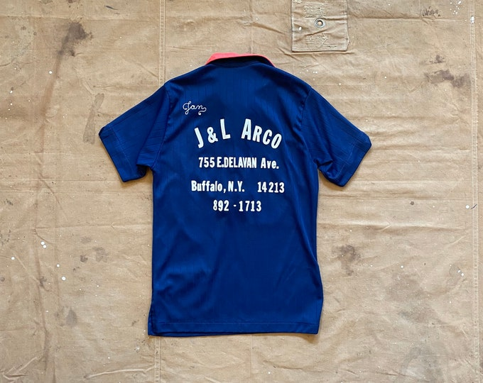 Buffalo NY '70s Bowling Shirt Hilton