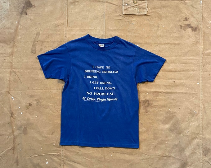 Hanes 70s Drinking T-shirt