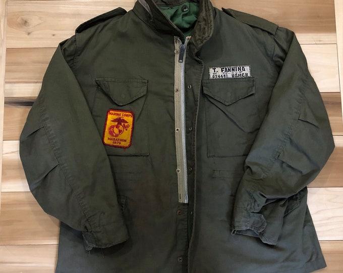 70s M-65 Field Jacket