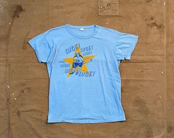 Don Luce 70s Buffalo Sabres T-shirt