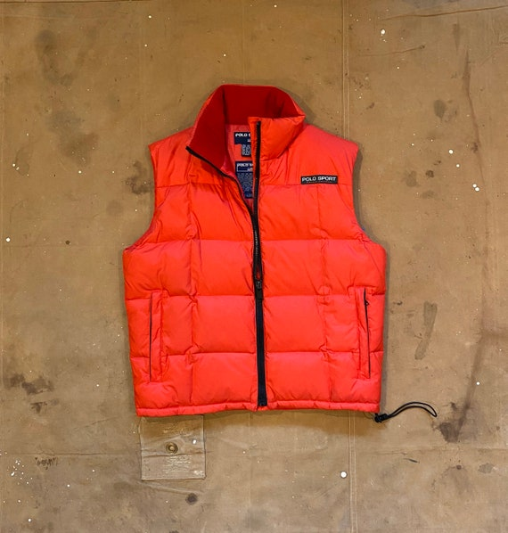 Polo Sport Quilted Down Vest