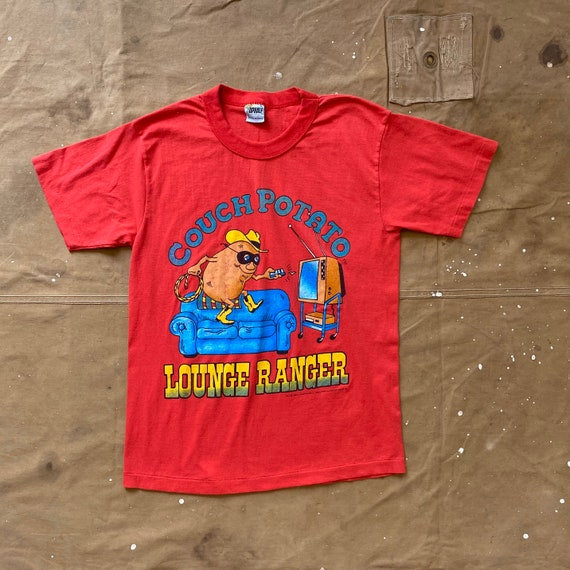 80s Couch Potato Lounge Ranger T-Shirt
