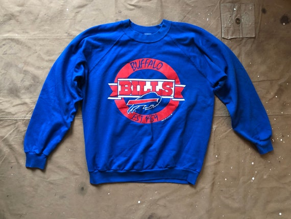 1989 Buffalo Bills Sweatshirt
