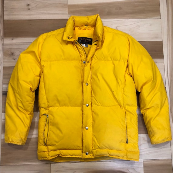 70s Tempo Goose Down Jacket Seattle