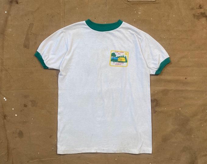 1970s BSA Camp Vigor T Shirt