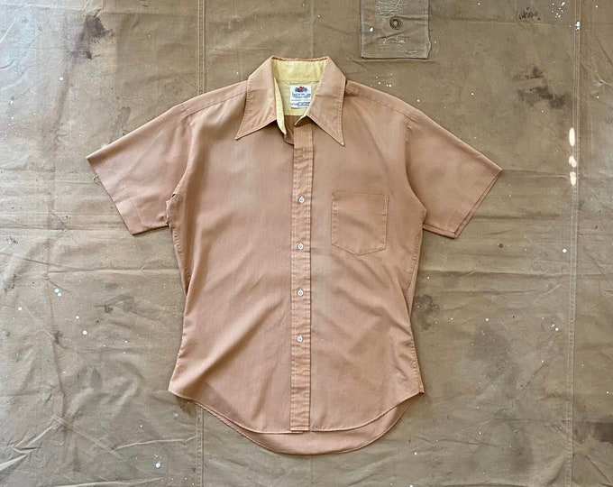 60s Fruit of Loom Button Down