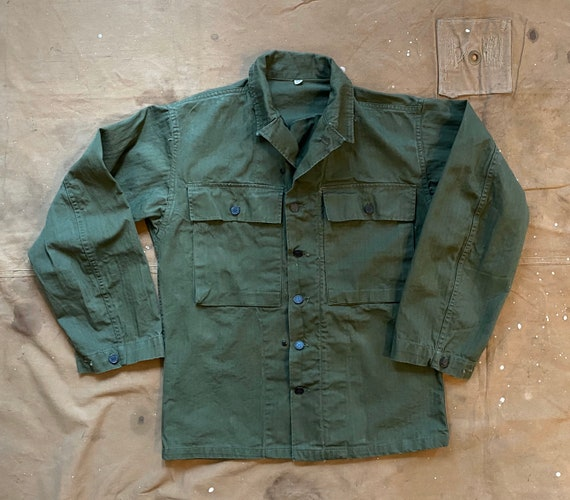 WWII HBT Jacket US Army Deadstock*