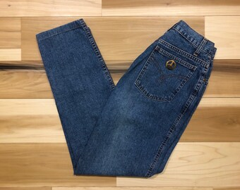 90s Moschino Jeans 26 waist Made in Italy