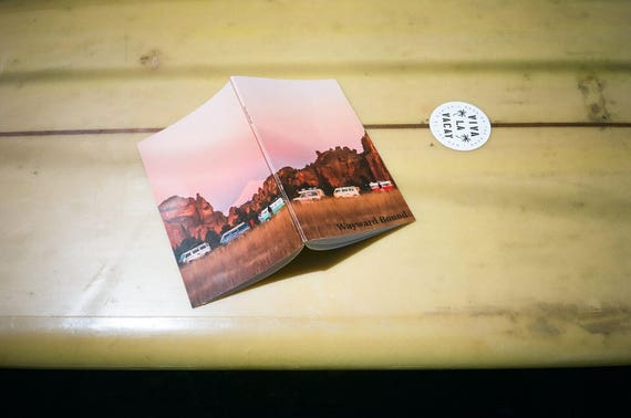 Wayward Bound Magazine 35mm Film Photography Magazine Printed Matter