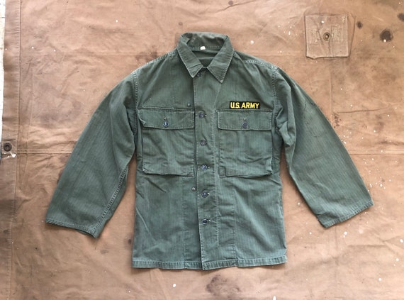WWII HBT Jacket US Army tailored*