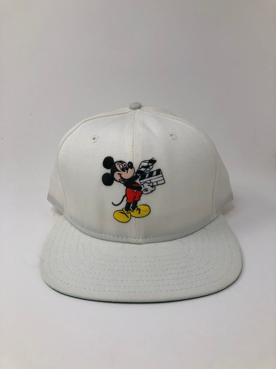 80s Mickey Mouse New Era snapback Deadstock*