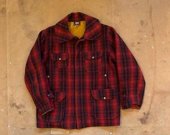 1950s Woolrich Mackinaw Jacket