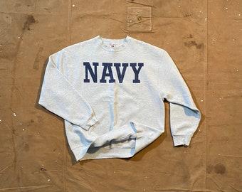 1980s US Navy Sweatshirt