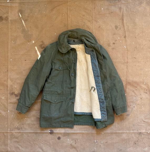 60s OG-107 Field Coat Hood & Liner