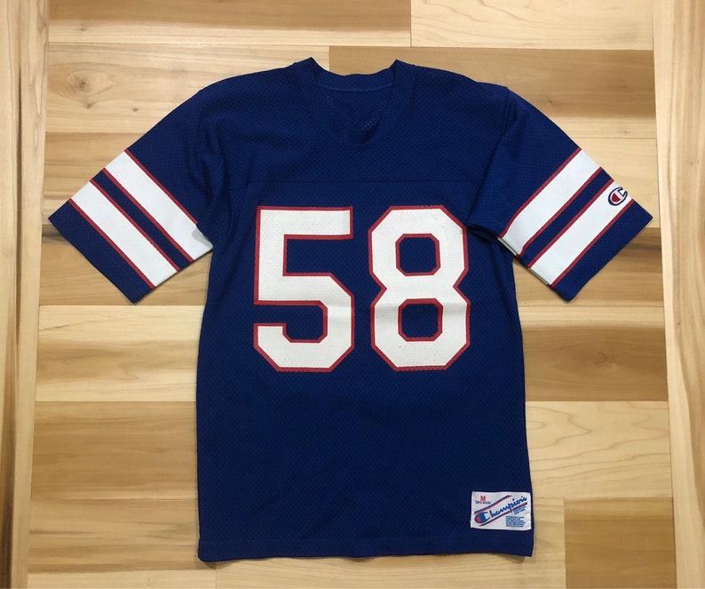 229ea1aaed6 80s Buffalo Bills Jersey Shane Conlan Champion NFL Jersey | Etsy