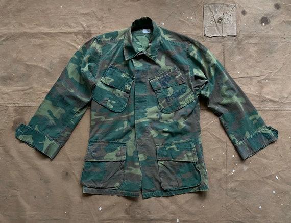 1960s Vietnam Jacket Slant Pocket