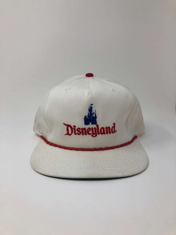 80s Disneyland New Era snapback Deadstock*